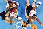 奥运会女篮比赛