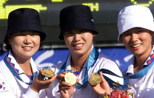 奥运历史巨星之金水宁--三届奥运四枚金牌
