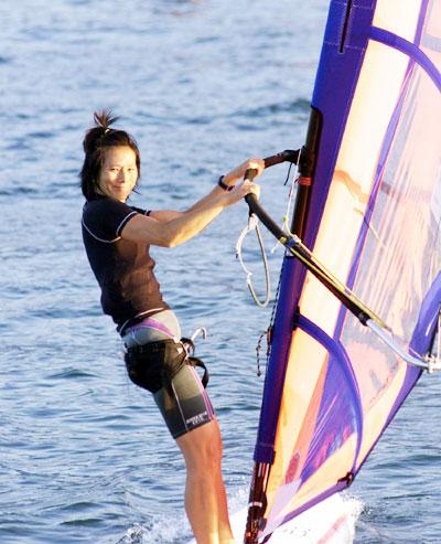 """奥运历史巨星之李丽珊--来自亚洲的""""风之后"""""""