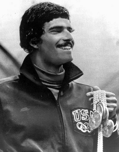 奥运历史巨星之施皮茨--一届奥运力夺七金