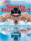 图文-菲尔普斯封面秀 2008年8月18日封面