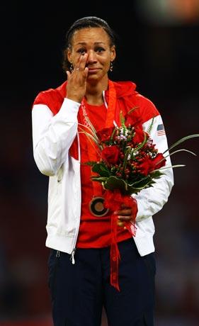 图文-[奥运]女子七项全能 方丹激动落泪