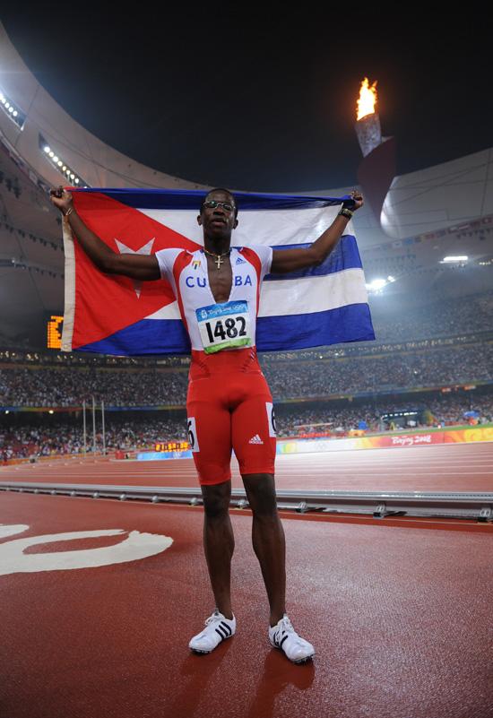 图文-[奥运]男子110米栏 罗伯斯今夜夺冠无刘翔