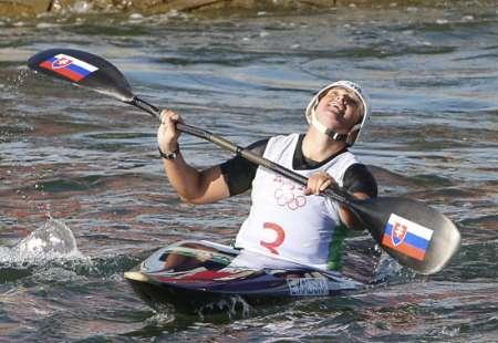 图文-皮划艇激流回旋精彩回顾 斯洛伐克女将卫冕