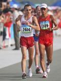 图文-田径男子50公里竞走决赛 中国司天峰出战