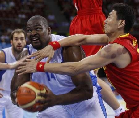 中国男篮vs希腊