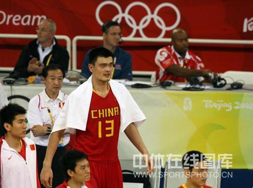 男篮-[男篮]中国68-94立陶宛 姚明无能为力