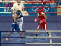视频-拳击48公斤1/4决赛 邹市明快拳出击顺利晋级