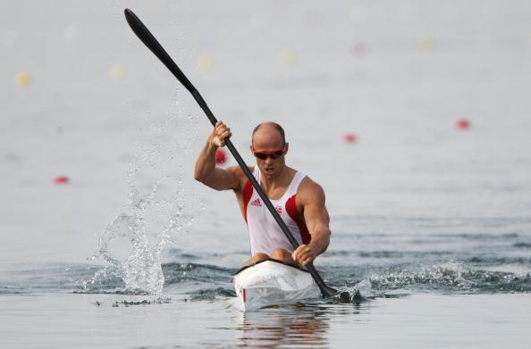 图文-奥运会皮划艇静水比赛拉开帷幕 技术出色