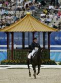 图文-奥运马术比赛三项赛