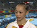 杨伊琳接受采访