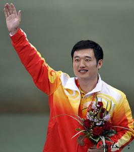 50米手枪慢射韩国名将摘金谭宗亮决赛失常获铜牌