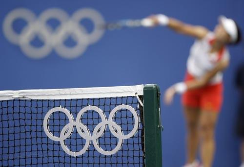 图文-网球女单1/8决赛 向奥运最佳冲击