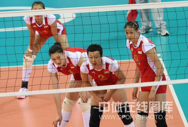 图文-中国女排3-0委内瑞拉 中国队等对手出招