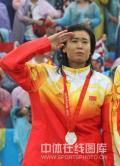 图文-奥运女子沙滩排球决赛赛况 军人的荣耀