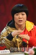 图文-举重冠军刘春红做客冠军面对面 讲述赛场故事