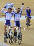 场地自行车男子团体决赛