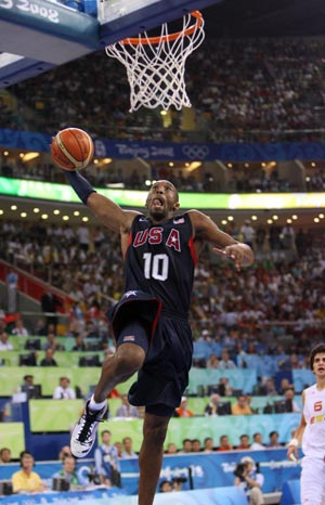 United States wins men's basketball Olympic gold