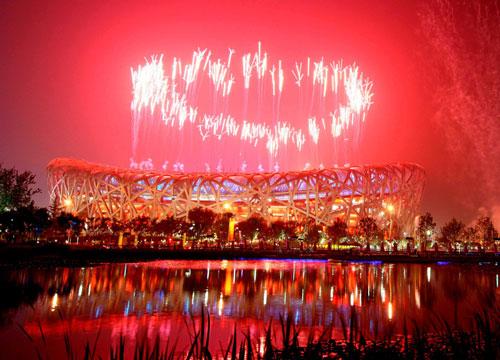 Photo: Amazing fireworks