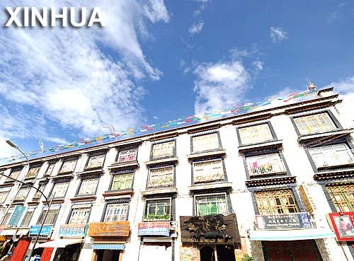 Tíbet listo para recibir antorcha olímpica