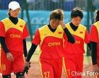 中国队亚运会获铜牌