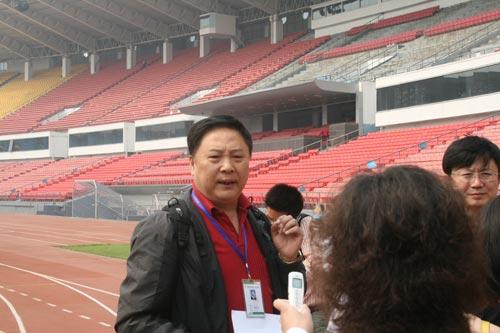 工人体育场场馆运行团队介绍 奥运时将有2000余人员