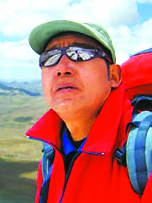 奥运圣火登珠峰候选人达琼:军营里走出来的健将