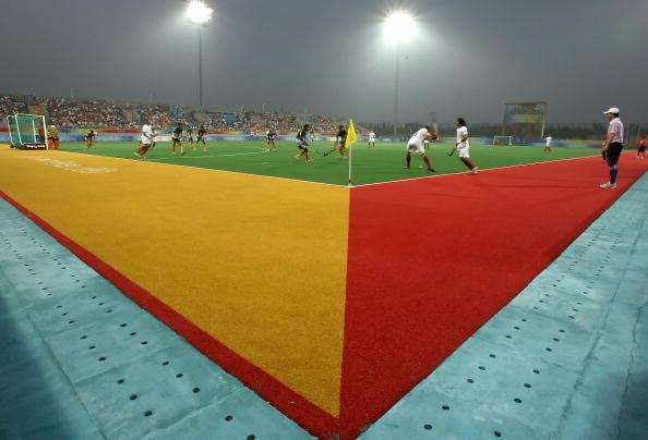 图文-奥运曲棍球精彩瞬间回顾 换个角度看比赛
