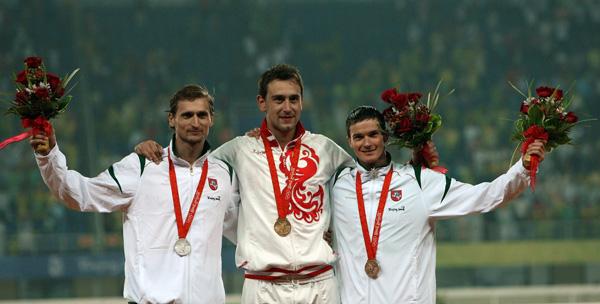 奥运现代五项金牌回顾