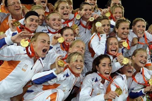 奥运曲棍球金牌回顾