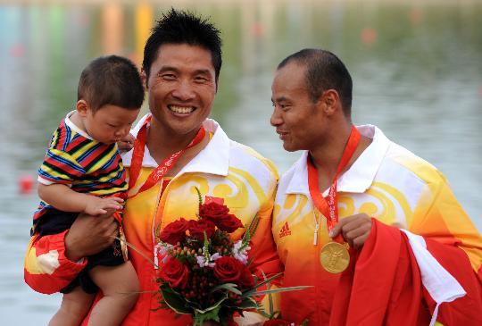 中国金牌英雄榜