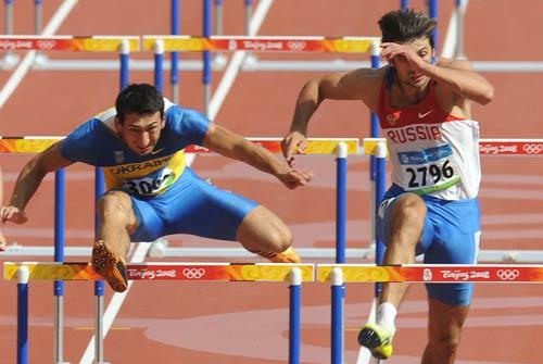 图文-奥运会男子十项全能 乌克兰选手领先上栏