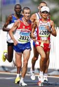 图文-奥运会男子马拉松决赛 当仁不让