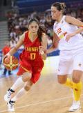 图文-[奥运会]中国女篮67-64西班牙