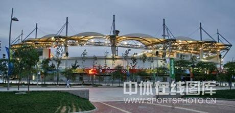 图文-奥运会秦皇岛赛区赛事圆满落幕 恢复往日平静