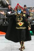 英国广场艺术节展中国文化迎奥运