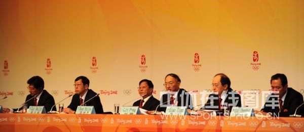 中国代表团召开新发布会