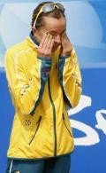 图文-女子组决赛尘埃落定 泪水湿润了眼眶