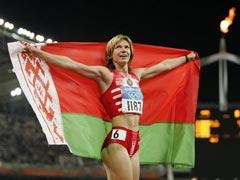 内斯特连科女子百米夺冠