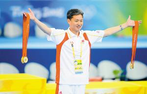 黄玉斌自信拿命打赌 无知李玮峰让人了解巴西乒乓