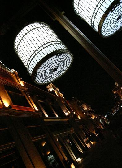北京夜色迷人