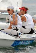 图文-帆船美女的海上生活  西班牙美女补充体力