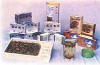 岳阳特产之君山银针茶 始于唐代清朝被列为贡茶