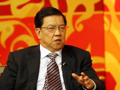 奥运会北京站火炬手龙永图:中国入世首席功臣