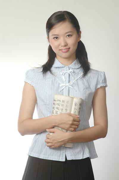 北京火炬手惠尚懿:16个人的期待 我的担子不轻
