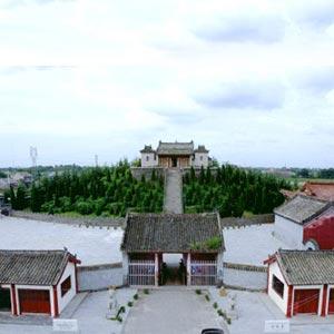 商丘市著名旅游景点:阏伯台_其他