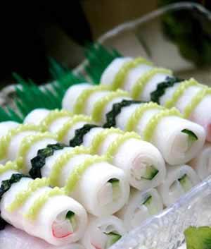 广州美食:沙河粉米香入美味 吃法百变各有特色