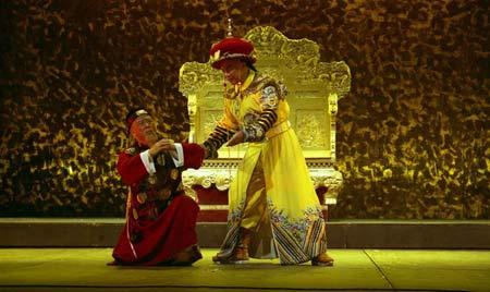 桂剧:桂林方言演唱特色十足 细腻传神集众家之长
