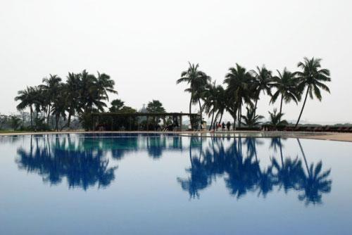 琼海旅游之博鳌旅游度假区:气候温和 光照充足
