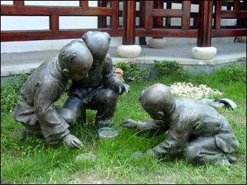 北京文化民俗之话剧茶馆:人艺代表作 永远的经典